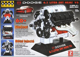Lindberg DODGE SRT-8 ENGINE 1-6 Kit