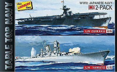 IJN Yamato Battleship & IJN Zuikaku