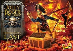 Lindberg 1/12 Jolly Roger Series- Freebooter's Last Leg