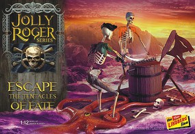 Lindberg Jolly Roger Escape Tentacles of Fate -12