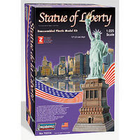 Lindberg Statue Of Liberty Plastic Model Building Kit 1/225 Scale #70314