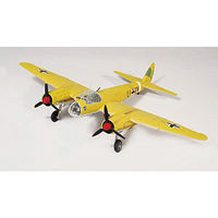 Lindberg Junkers JU-88 Military Aircraft Plane Plastic Model Airplane Kit 1/72 Scale #70509