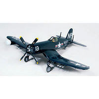 Lindberg Corsair F4U Military Aircraft Plane Plastic Model Airplane Kit 1/48 Scale #70511