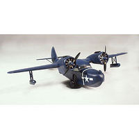 Lindberg OA9 Goose Observation Amphibian Aircraft Plane Plastic Model Airplane Kit 1/48 Scale #70512