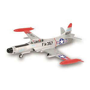 Lindberg F-94 C Starfire Military Aircraft Plane -- Plastic Model Airplane Kit -- 1/48 Scale -- #70554