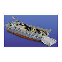Lindberg L.C.V.P. Landing Craft Military Higgins Boat Plastic Model Military Ship 1/32 Scale #70866