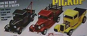Lindberg 1934 Ford Pickup Plastic Model Truck Kit 1/25 Scale #72157