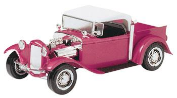 Lindberg 1934 Ford Roadster Pickup -- Plastic Model Truck Scale -- 1/24 Scale -- #72331