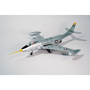 Lindberg XF-88 VooDoo Military Aircraft Jet Plastic Model Airplane Kit 1/48 Scale #75311