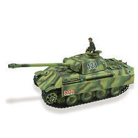 Lindberg Panther G Tank Plastic Model Military Vehicle Kit 1/72 Scale #76083