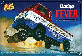 Dodge Fever Wheelstander Plastic Model Ship Kit 1/25 Scale #hl135-12