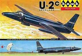 Lindberg U-2C Spy Plane Plastic Model Airplane Kit 1/48 Scale #hl421-12
