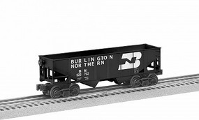 Lionel O-27 Hopper, Burlington Northern (6)