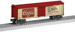 Lionel NYA O27 Reefer, Coors Banquet