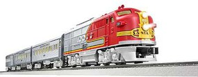 Lionel O-27 LionChief SuperChief Set w/Bluetooth, SF