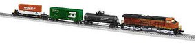 Lionel O-27 LionChief Tier 4 Set w/Bluetooth, BNSF