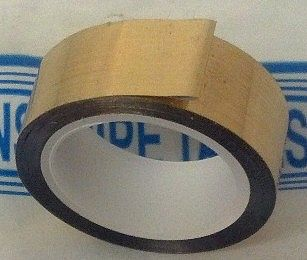 Line O Tape 1/2''x120'' Brushed Gold
