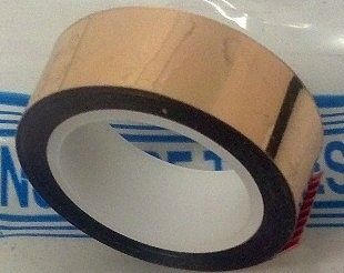 Line O Tape 1/2''x120'' Metallic Gold