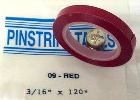 Line-O-Tape 3/16x120 Red