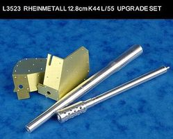 Lion-Roar 1/35 Upgrade Set for WWII German Rheinmetall 12.8cm K44 L/55 Gun