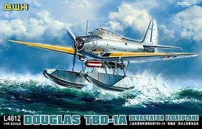 Lion-Roar 1/48 TBD1A Devastor Floatplane (Plastic Kit)