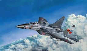 Lion-Roar 1/48 MiG29 9-13 Fulcrum C Fighter (Plastic Kit)