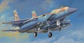 Lion-Roar 1/48 F15I IAF Raam 69th Sq. Hammers Fighter (Plastic Kit)