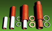 LOC Precision MMA-4 Motor Adapter for 54-38mm -- Model Rocket Building Accessory -- #mma4