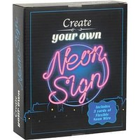 Loftus Create Your Own Neon Sign