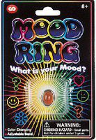 Loftus Mood Ring Novelty Toy #120