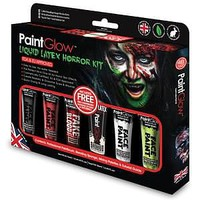 Loftus PaintGlow Horror (Scars/Wounds) Latex & Paint Kit