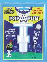 Loftus Pop a Putt Golf Joke Prank Novelty Toy #25