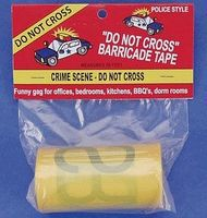 Loftus Crime Scene - Do Not Cross Barricade Prank Tape Novelty Toy #37