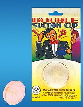 Loftus International Double Suction Cup Prank -- Novelty Toy -- #573