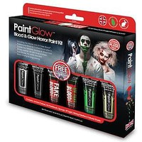 Loftus PaintGlow Blood & Glow Horror Paint Kit