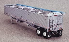 Lonestar Wilson 43' Grain Trailer Kit HO Scale Model Trailer #6000