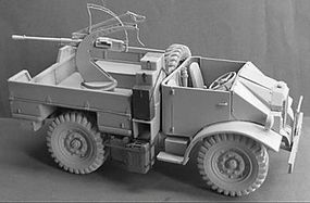 LZ WWII Italian CMP Ford F15 Military Truck Plastic Model Military Truck Kit 1/35 Scale #35410
