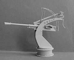 LZ WWII Italian 20mm Breda Gun Mod 30 (Resin) Plastic Model Weapon 1/35 Scale #35411