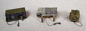 LZ WWII US Army Radio Sets- SCR506/508/510 (Resin) Plastic Model Vehicle Accessory 1/35 #35502
