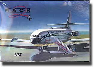 SE210 Caravelle UAL/AF/Air International Airliner