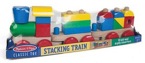MandD Stacking Train