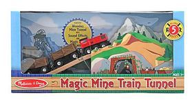 MandD Magic Mine Train Tunnel