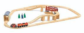 MandD Swivel Bridge Train Set
