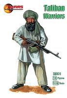 Mars Taliban Warriors (16) Plastic Model Military Figure 1/32 Scale #32001