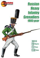 Mars 1/32 Russian Heavy Infantry Grenadiers 1805 (16)