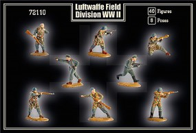 Mars 1/72 WWII Luftwaffe Field Division (40)