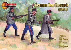 Mars 1/72 WWII German Don Cossack (40)