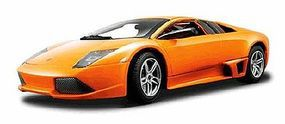 Maisto 2007 Lamborghini Murcielgo LP640 (Metallic Orange) Diecast Model Car 1/18 Scale #31148org
