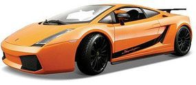 Maisto 2007 Lamborghini Gallardo Superleggera (Met. Orange) Diecast Model Car 1/18 Scale #31149org
