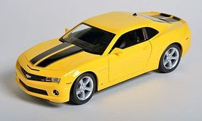 Maisto 2010 Camaro SS RS (Yellow) Diecast Model Car 1/18 Scale #31173ylw